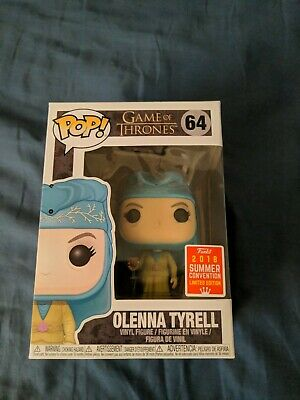 Olenna Tyrell Funko Pop GOT Game of Thrones SDCC San Diego Comic Con Shared Excl
