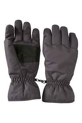Mountain Warehouse Mens Snowproof Gloves with Textured Palm - S/M/L/XL