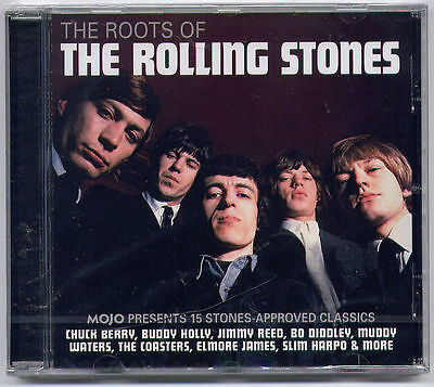 MOJO Roots Of The Rolling Stones 15-trk CD Elmore James Muddy Waters