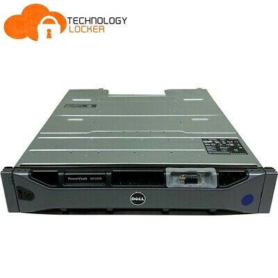 Dell PowerVault MD3220 Storage Array 16 x 900GB SAS 6Gbps RPM 10k RAID controlle