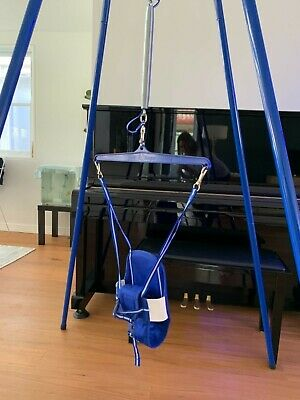 Jolly Jumper with stand and door clamp