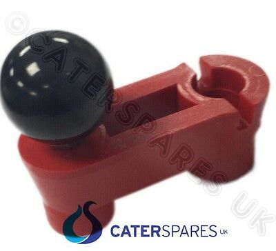 Pizza Group Red Dough Roller Adjuster Stretcher 3503800 52X45Mm Spares Parts