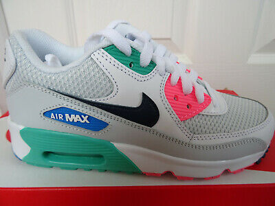 NIKE AIR MAX 90 Mesh (GS) Childrens trainers sneakers shoes