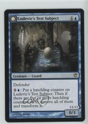 Ludevic/'s Abomination FOIL Innistrad NM-M CARD ABUGames Ludevic/'s Test Subject