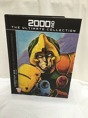 2000ad Ultimate Collection Hardback Graphic Novel Comic Book 11