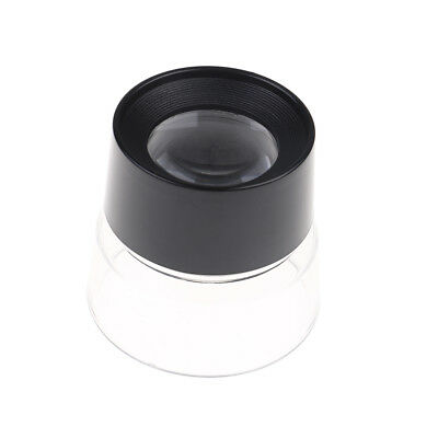 Portable magnification 10X magnifying glass magnifiers microscope for reading HC