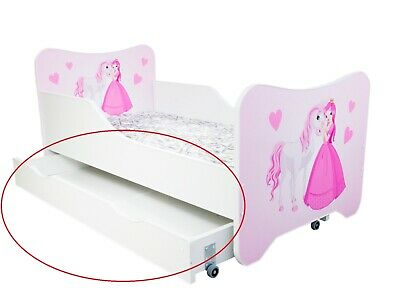 Drawer for Children's Happy Beds, 2 sizes 140x70 and 160x80cm