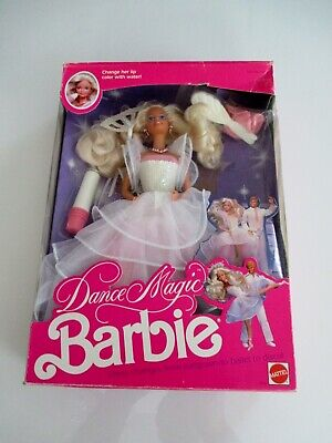 Dance Magic Barbie Doll  #4836 New NRFB 1989 Mattel, Inc