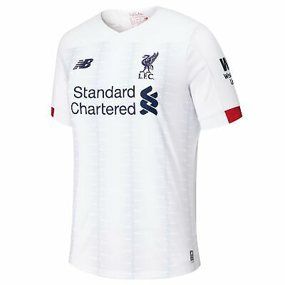 New Balance Official Mens Liverpool FC Away Football Shirt Jersey 2019-20