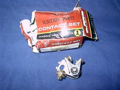 Yamaha Xs500 Xs750 1977-82 Rd250 Rd400 1975-82 Nos Contact Points Dh41L