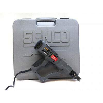 SENCO DURASPIN DS200-AC Collated Screw Driver Corded Tool - $39 95