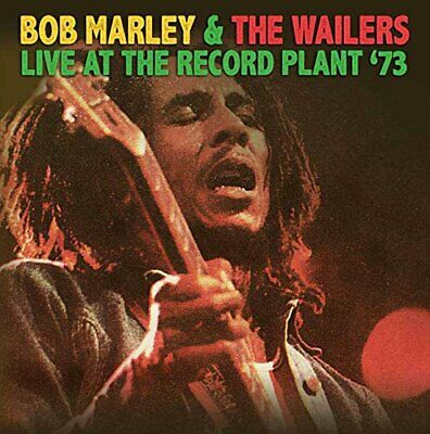 Bob Marley & The Wailers - Live At The Record Plant '73 (2015) CD NEW SPEEDYPOST