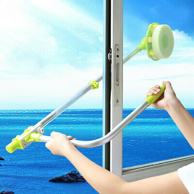 Window Glass Cleaning Device External Window Cleaning Pole