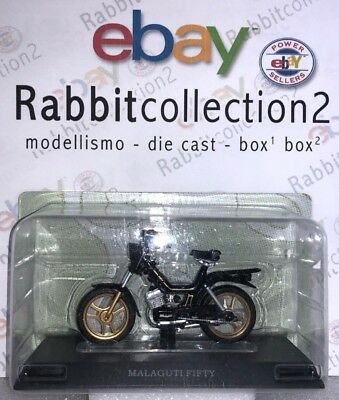 "Die Cast Passione Motorini "" Malaguti Fifty "" Scala 1/18"