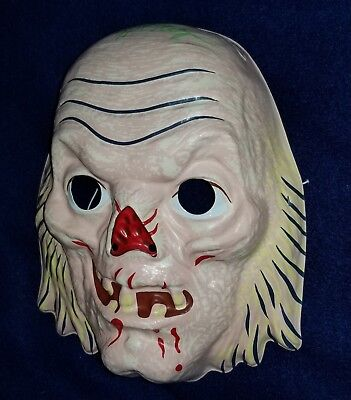 Tales From the Crypt 1993 Mask *Autotgraphed* by Actor John Kassir