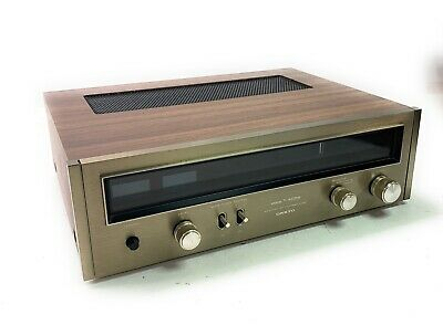 Onkyo T-4055 Mono/Stereo Tuner Tuning AM, FM. Tested