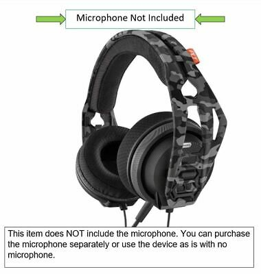 Plantronics RIG 400HX Stereo Gaming Headset for XBOX One, Urban Camo