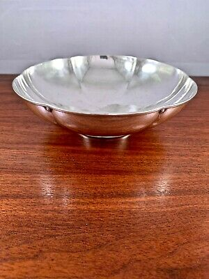 "Rare Tiffany & Co. Arts & Crafts Sterling Silver ""Special Hand Work"" Bowl 1916"