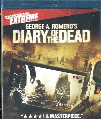 Diary Of The Dead Blu-Ray