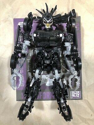 TRANSFORMERS 2019 MOVIE Studio Series Barricade Complete C9+ Adult Owned!