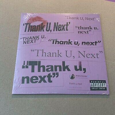 "Ariana Grande Thank U Next 7"" Vinyl Imagine Limited Edition Brand New Sealed"