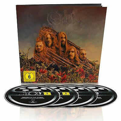 Opeth - Garden Of The Titans (Live) Boîtier CD #120130