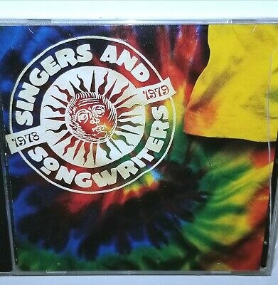 Singers And Songwriters 2 Cd Sealed 1978-1979 Time Life Soul Rock Prog Pop Disc