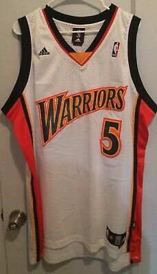 9f51a06e Baron Davis Golden State Warriors NBA Jersey Men XL Adidas Sewn #5 B Diddy  HWC