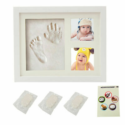 Inkless Wipe Baby Hand And Foot Print Kit- Original High Quality Kit Keepsake Uk