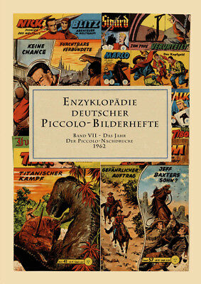 Encyclopaedia German Piccolo-Bilderhefte Band 7 VII (1962) New (WR8)