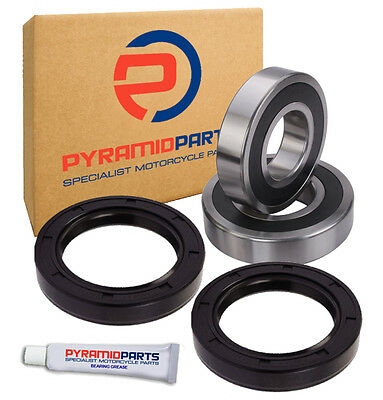Front Wheel Bearings KIT with Seals Fits Yamaha YZ250 F YZ 250 4T 2001-2005