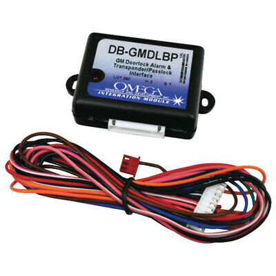 ADS-ALCA CAN-BUS IMMOBILIZER Bypass Module Alarm Remote Start