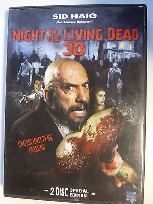 Night of the Living Dead 3D Special Edition (2DVD) TOP