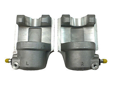 Paar Bremszangen vorne Fiat 124 Spider Coupe 125  X 1 9 pair new brake caliper