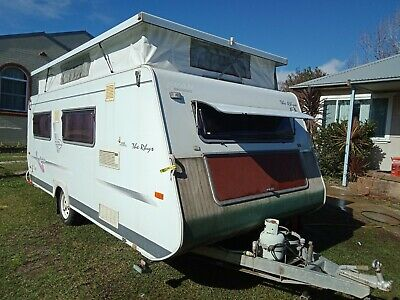 Windsor Caravan, Can be towed by 4 cylinder and 12 months rego