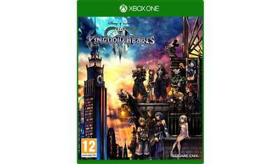 Kingdom Hearts III Xbox One Game With New Abilities, Moves, And Animations NEW