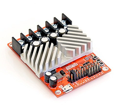 RoboClaw 2x45A Motor Controller, 2 Channel, 45Amps Per Channel, 6-34VDC