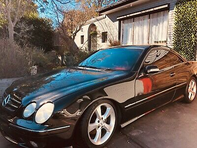 Mercedes Benz CL500, rare beauty, low klms,collectible supercar,not BMW,AMG,CLK,