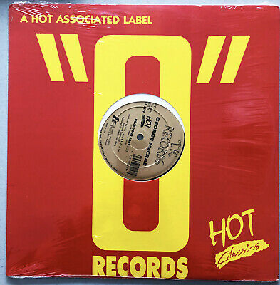 """George McCrae - Rock Your Baby / Betty Wright - Where Is The Love 12"""" TK Sealed"""
