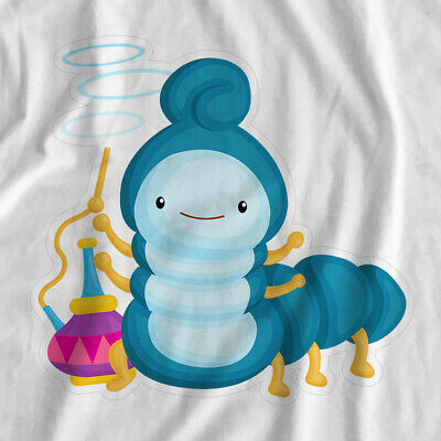 Adventure In Wonderland | Caterpillar | Iron On T-Shirt Transfer Print