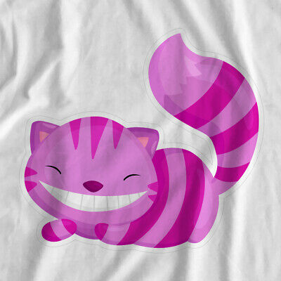 Adventure In Wonderland | Cheshire Cat | Iron On T-Shirt Transfer Print