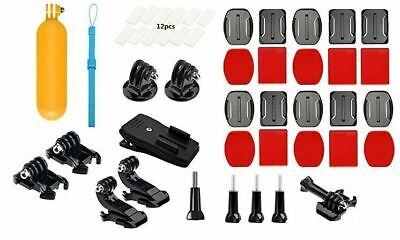 Outdoor Travel Accessories Kit for GoPro Hero 6/Hero 5 4 3+ 3 2 floating bar
