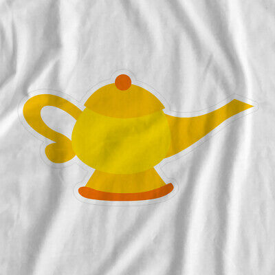 Arabian Story | Magic Lamp | Iron On T-Shirt Transfer Print