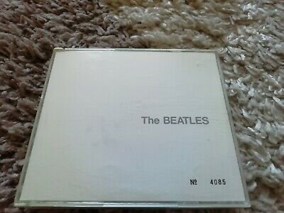 The Beatles – The Beatles Limited Edition Parlophone CD – CDS 7 46443 8 - MINT