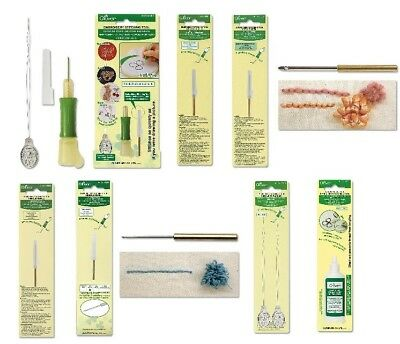Clover Embroidery Stitching Tools Needles SELECT YOUR DESIGN!