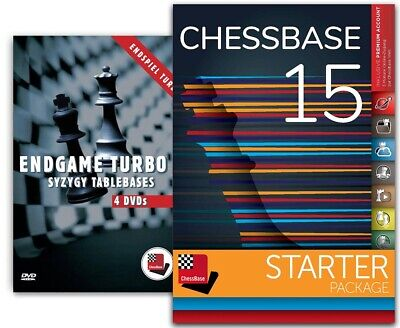 CHESSBASE 15 CHESS database software [PC-DVD] - EUR 78,23
