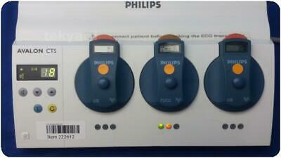 Philips Avalon Cts M2720A Toco Charger Medicaltransducer Cordless Station @ 2226