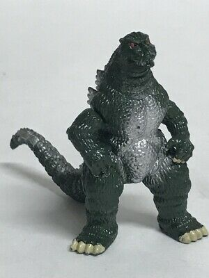 "Bandai TOHO Godzilla King Of The Monsters 3"" Gashapon Vintage Figure 2114"