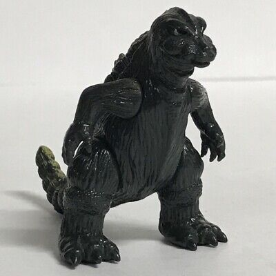 "Vintage Yamakatsu TOHO Godzilla King Of The Monsters 3"" Vinyl Figure 2119"