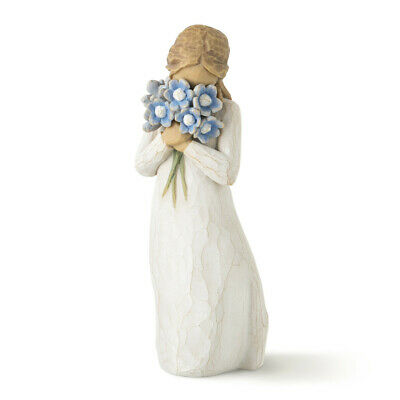 Demdaco - Willow Tree - Forget-me-not - 26454